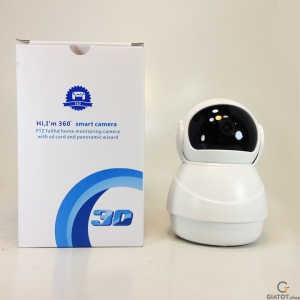 Camera Wifi cao cấp full HD 1080P IPC360 Model-PT310